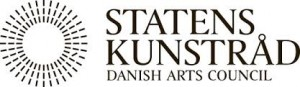 Danish Arts Council hvidt logo