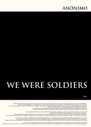 WEWERESOLDIERS
